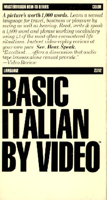 Basic Italian by Video