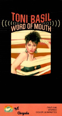 Toni Basil: Word of Mouth