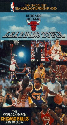 The Official 1991 NBA Championship: Chicago Bulls - Learning to Fly