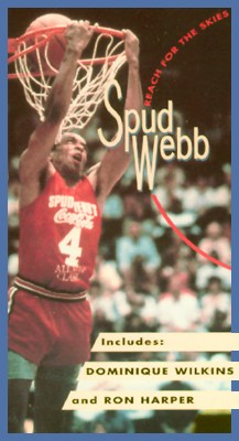 Spud Webb: Reach for the Skies