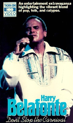 Harry Belafonte: Don't Stop the Carnival