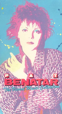 Pat Benatar: The Visual Music Collection