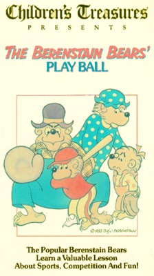 The Berenstain Bears: Play Ball