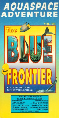 The Blue Frontier: Aquaspace Adventure