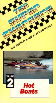 Super Chargers, Vol. 2: Hot Boats