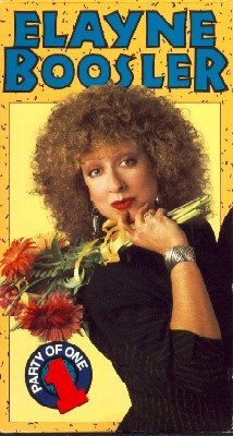 Elayne Boosler: Party of One