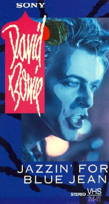 David Bowie: Jazzin for Blue Jean