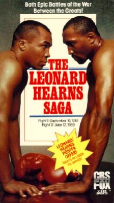 The Leonard/Hearns Saga