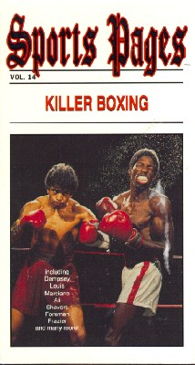 Sports Pages, Vol. 14: Killer Boxing