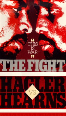 The Fight: Hagler vs. Hearns