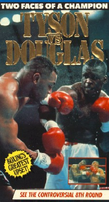 Two Faces of a Champion: Tyson vs. Douglas