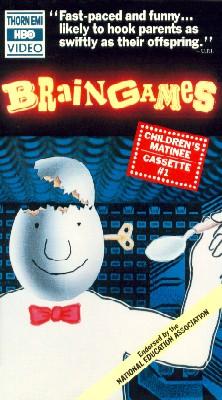Braingames, Vol. 1