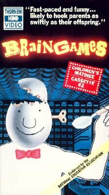 Braingames, Vol. 2