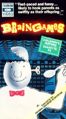 Braingames, Vol. 3