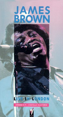 James Brown: Live in London