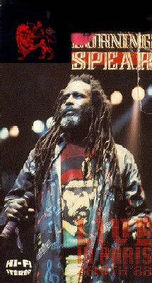 Burning Spear: Live in Paris