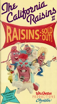 The California Raisins II - Raisins: Sold Out!