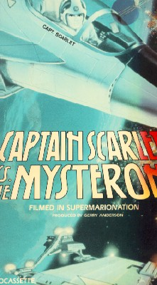 Captain Scarlet vs. the Mysterons