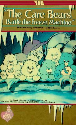 Care Bears: The Care Bears Battle the Freeze Machine