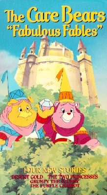 Care Bears: Desert Gold