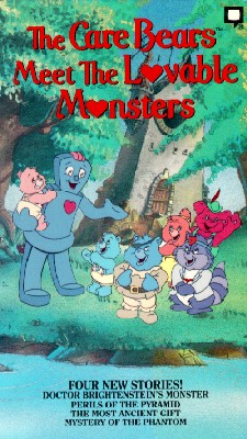 Care Bears: Perils of the Pyramid