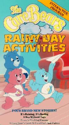 Care Bears: It's Raining, It's Boring