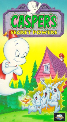 Casper's Secret Powers