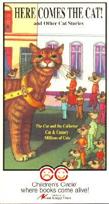 Children's Circle: Here Comes the Cat! and Other Cat Stories