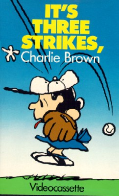 It's Three Strikes, Charlie Brown