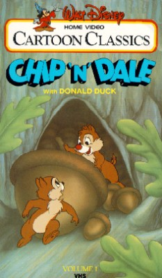 Chip 'n' Dale with Donald Duck: Walt Disney Home Video Cartoon Classics