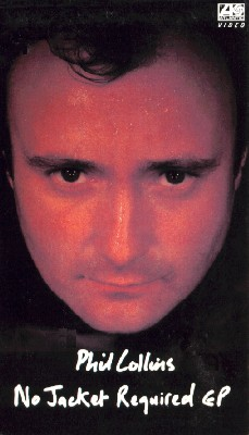 Phil Collins: No Jacket Required