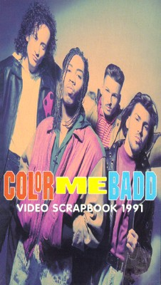 Color Me Badd: Video Scrapbook 1991