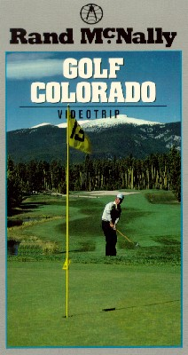 Rand McNally Videotrip Travel Guide: Colorado Golf Resorts