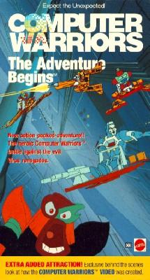 Computer Warriors: The Adventure Begins