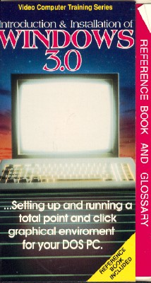 Introduction and Installation of Windows 3.0
