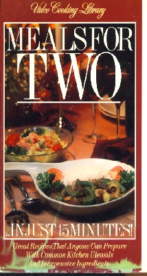 Video Cooking Library: Meals for Two