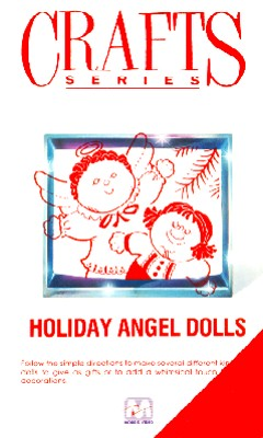 Holiday Angel Dolls