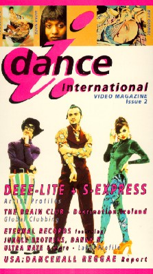 Dance International Video Magazine, Vol. 2