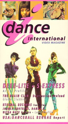 Dance International Video Magazine, Vol. 3