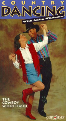 Country Dancing with Anita Williams, Vol. 3: The Cowboy Schottische