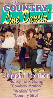 Learn Country Line Dancin', Vol. 3