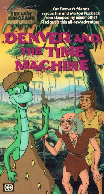 Denver the Last Dinosaur and the Time Machine