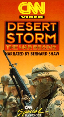 Desert Storm: The War Begins