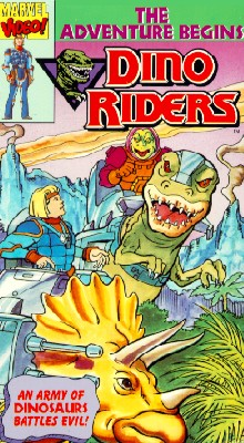 Dino Riders: The Adventure Begins