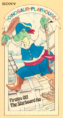Dinosaur Playhouse, Part 1: Pirates Off the Starboard Ho