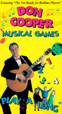 Don Cooper: Musical Games