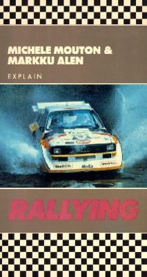 Michele Mouton and Markku Alen Explain Rallying