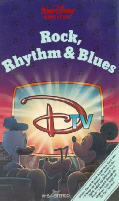 DTV: Rock, Rhythm & Blues
