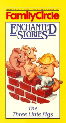 Family Circle Enchanted Stories, Vol. 1: The Three Little Pigs