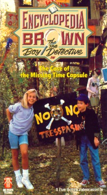 Encyclopedia Brown: The Case of the Missing Time Capsule